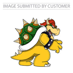 Mario Bros Bowser Custom Pinata