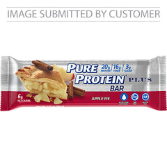 Pure Protein Bar Red Custom Pinata