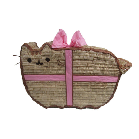 Beautiful Pink Cat Custom Pinata