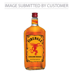 Fireball Whisky Bottle Custom Pinata
