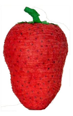 Custom Strawberry Pinata