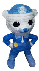 Custom Blue Bear Pinata
