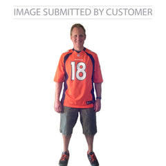 Broncos Fan Custom Pinata