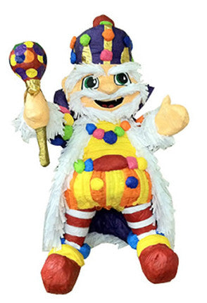 Custom Candy King Pinata