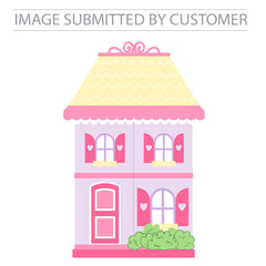 Doll House Custom Pinata