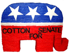 Custom Republican Elephant Pinata