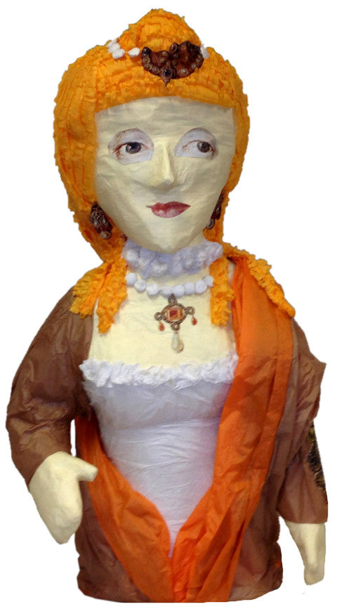 Queen Elizabeth Custom Pinata
