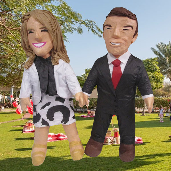 Custom Couple Pinata