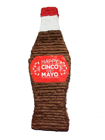 Cinco de Mayo Coke Pomotional Pinata