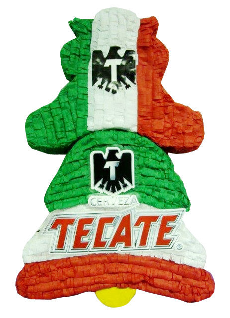 Tecate Bell Pomotional Pinata