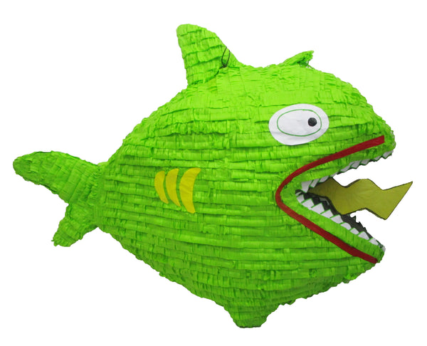 FISH CORPORATE LOGO PINATA