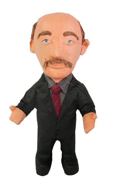 Custom Person Pinata - Man with Mustache