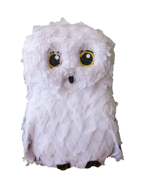 CUSTOM SNOW OWL PINATA