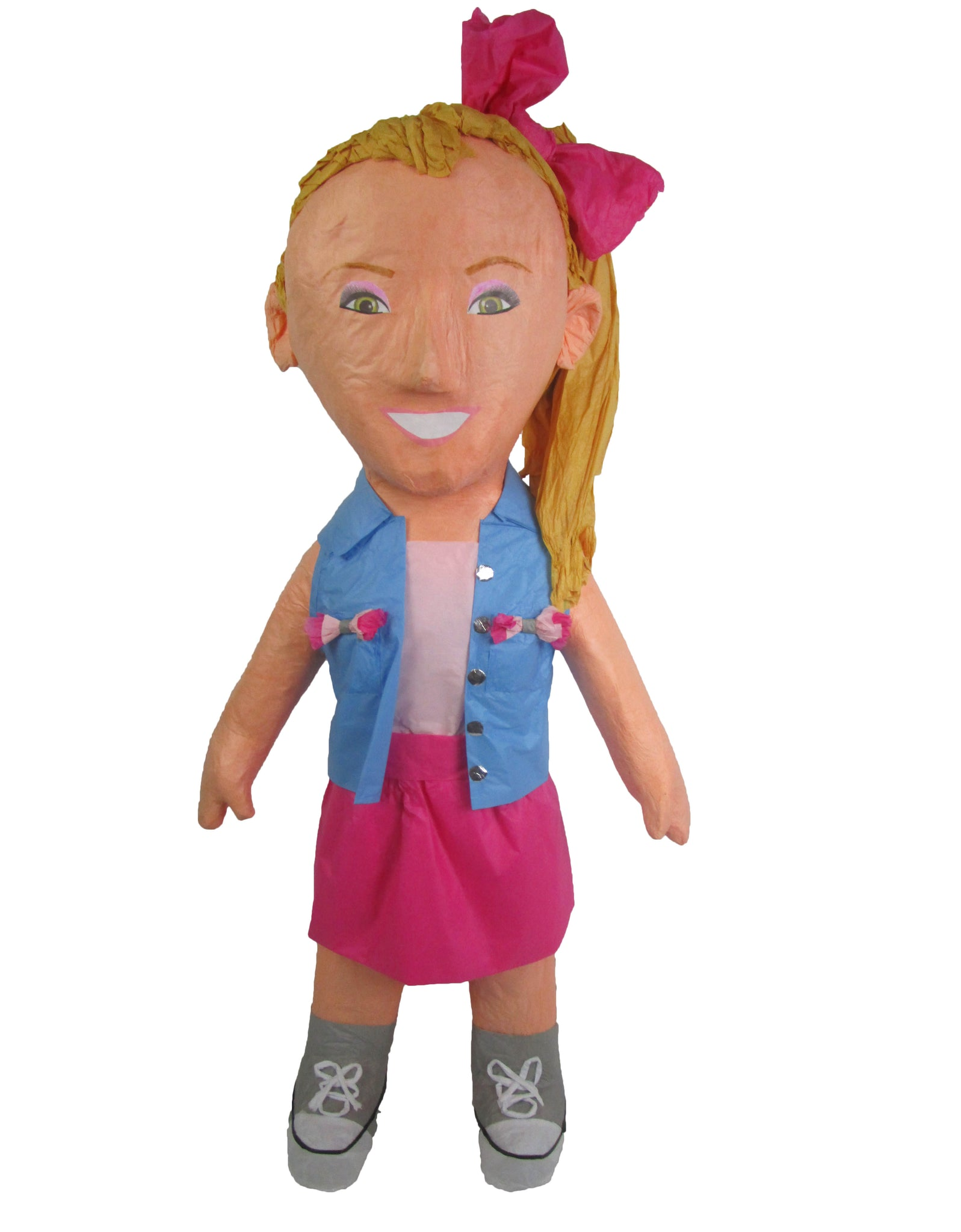 Custom Person Pinata - Jojo Siwa