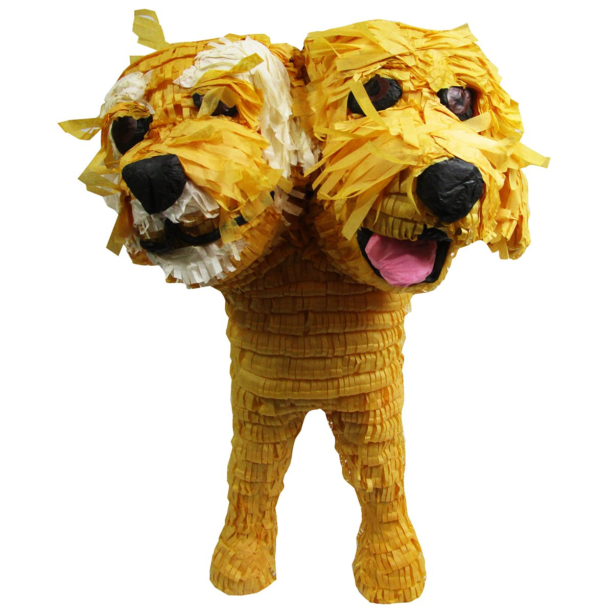 Custom Two Headed Dog Pinata