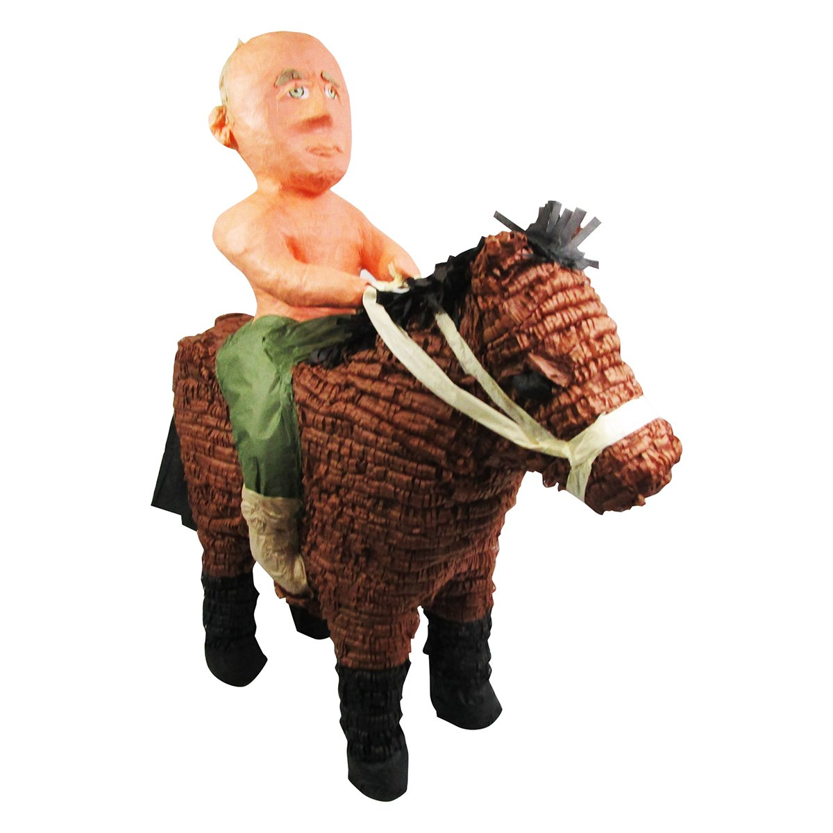 Vladimir Putin On A Horse Custom Pinata
