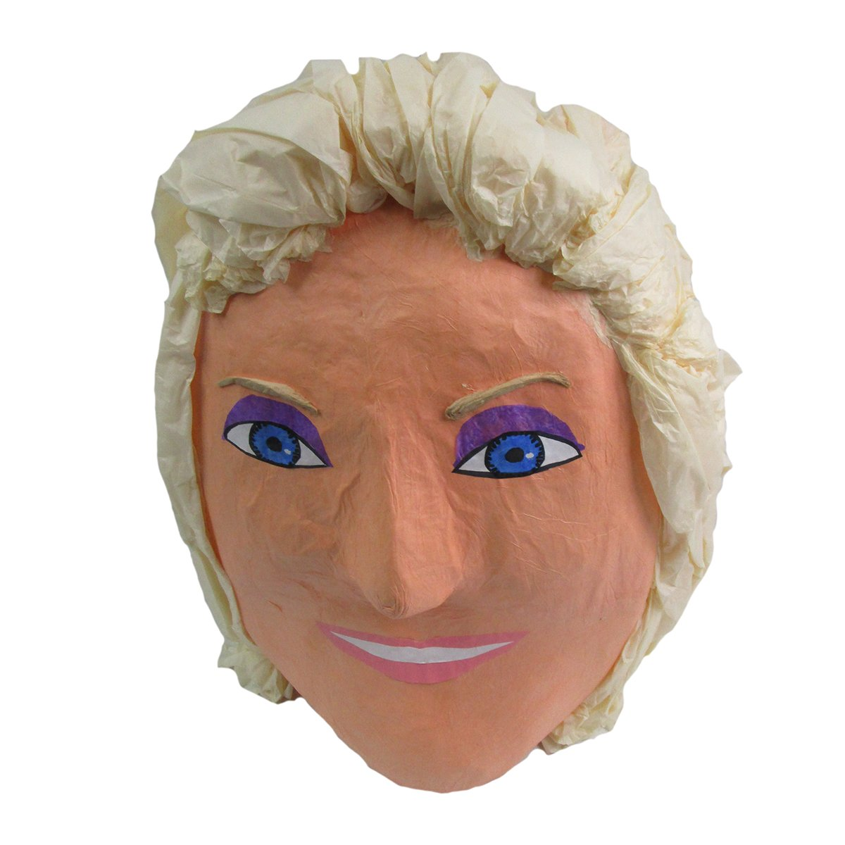CUSTOM PERSON PINATA - HEAD