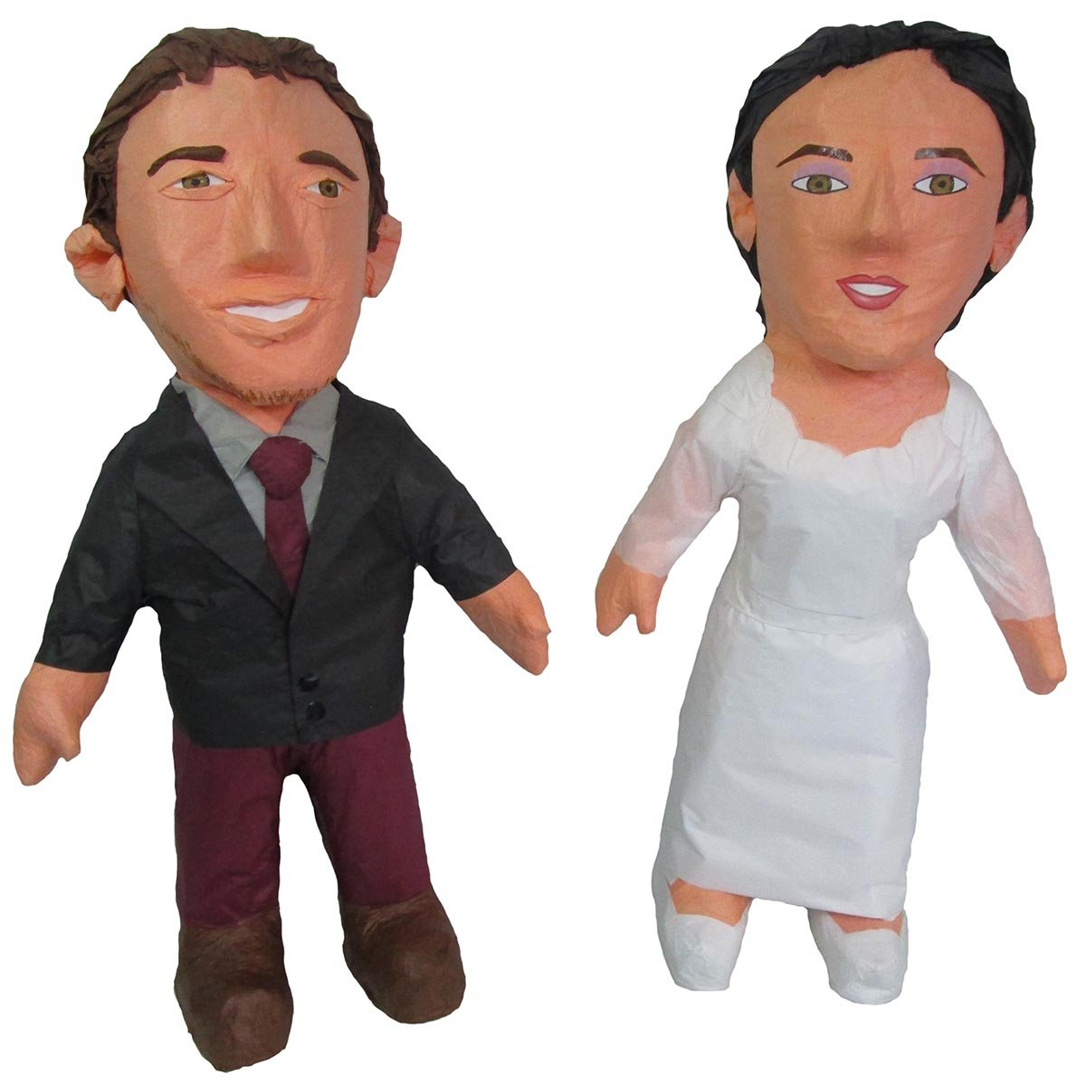 CUSTOM WEDDING PINATA