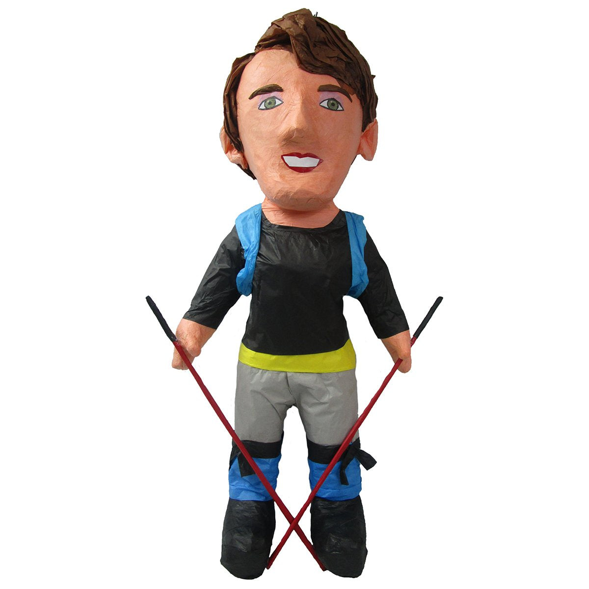 CUSTOM PERSON PINATA - HIKER