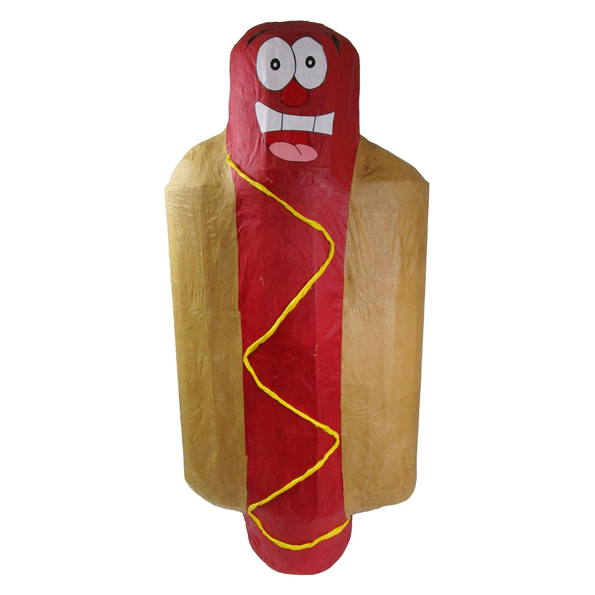 CUSTOM FOOD PINATA - HOT DOG