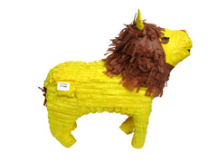 Lion Pinata - Game, Decoration and Photo Prop for Zoo or Jungle Safari Party