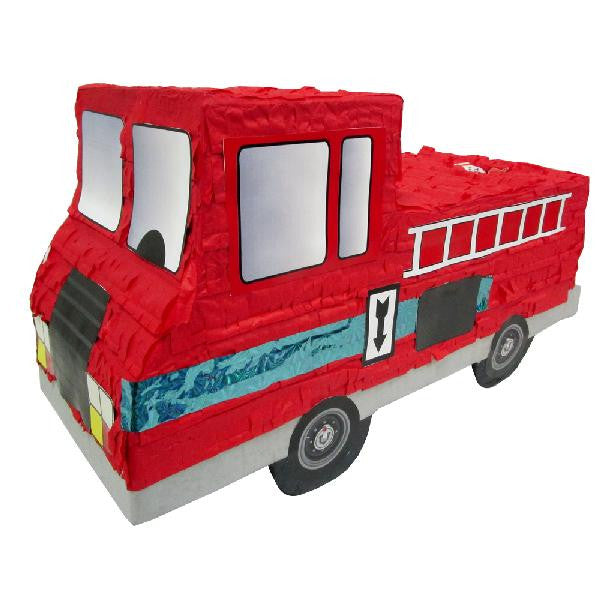 Deluxe Fire Engine Pinata