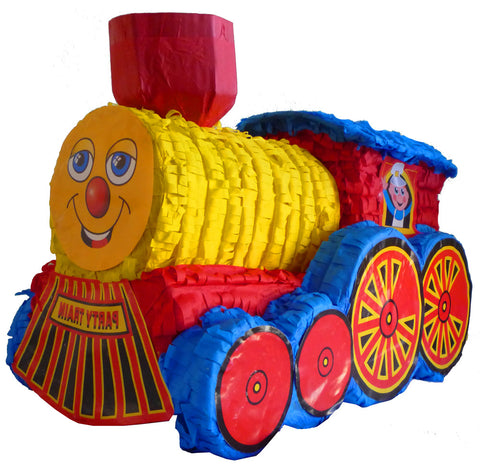 Deluxe Train Pinata