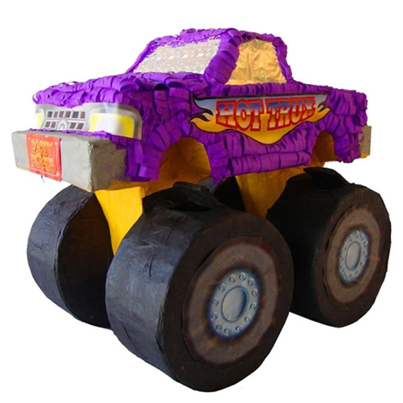 Monster Truck Deluxe Pinata