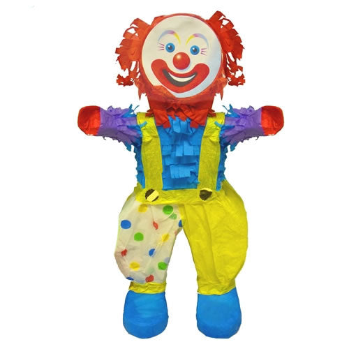 Red Clown Pinata