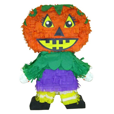 Pumpkin Kid Pinata