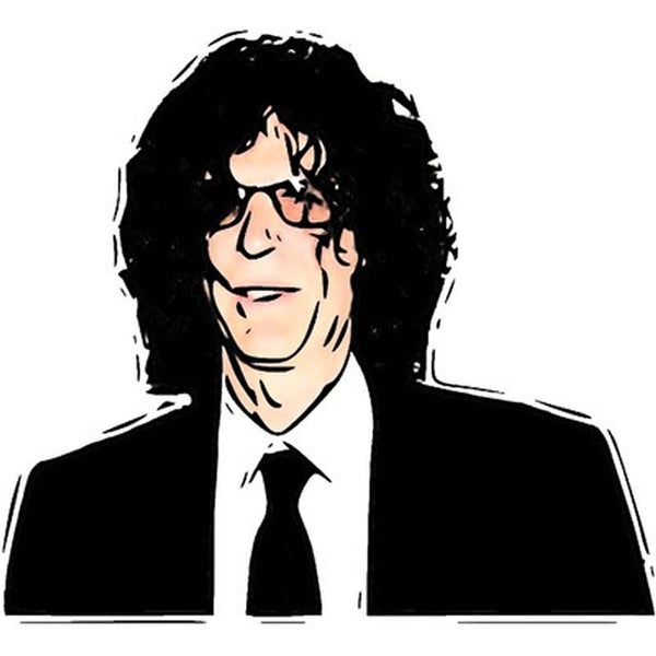 Howard Stern Pinata