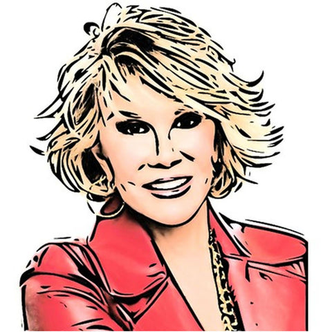 Joan Rivers Pinata