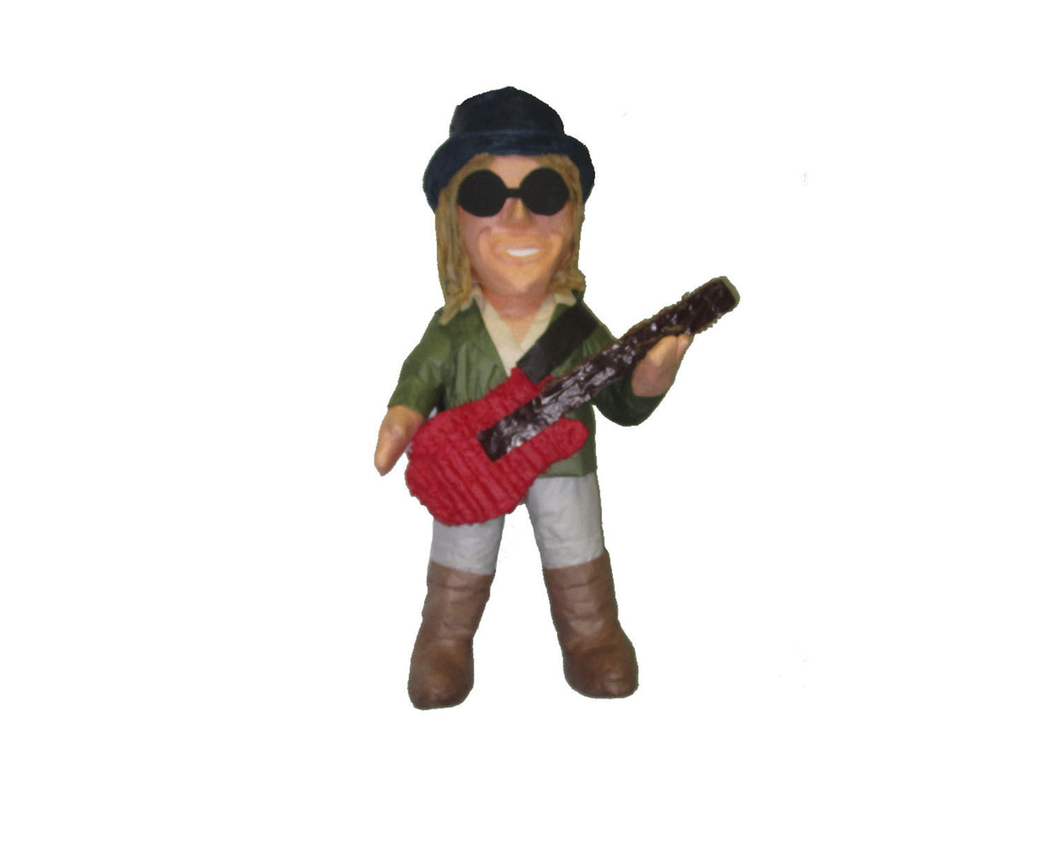 Tom Petty Custom Pinata