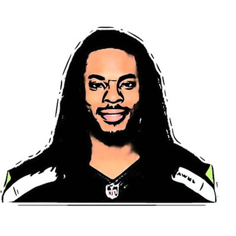 Richard Sherman Pinata