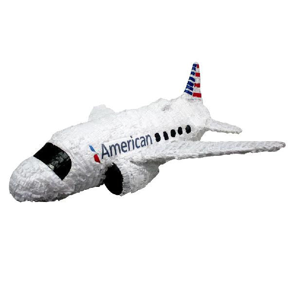 American Airlines Airplane Motor Pinata