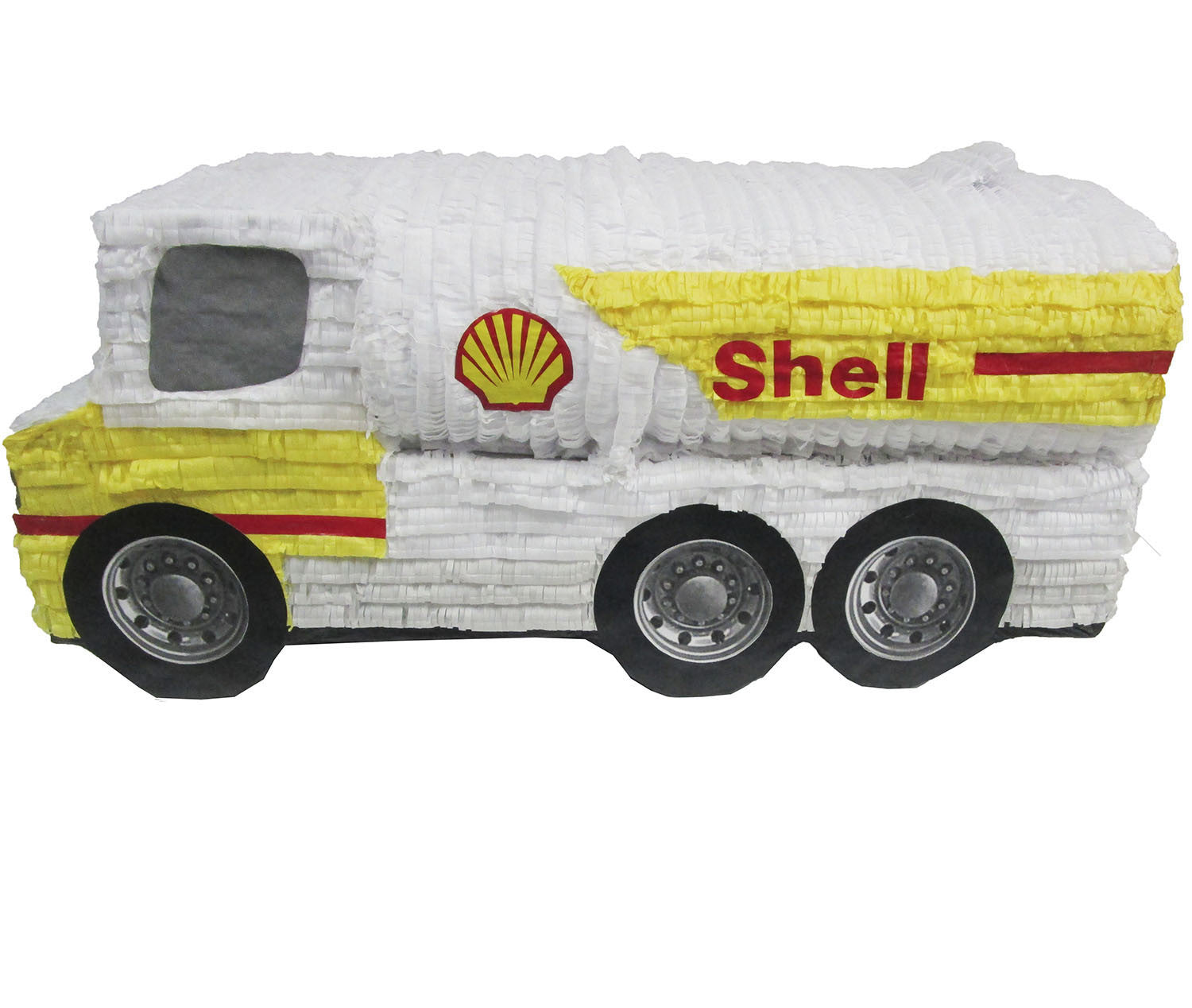 Shell Truck Custom Pinata