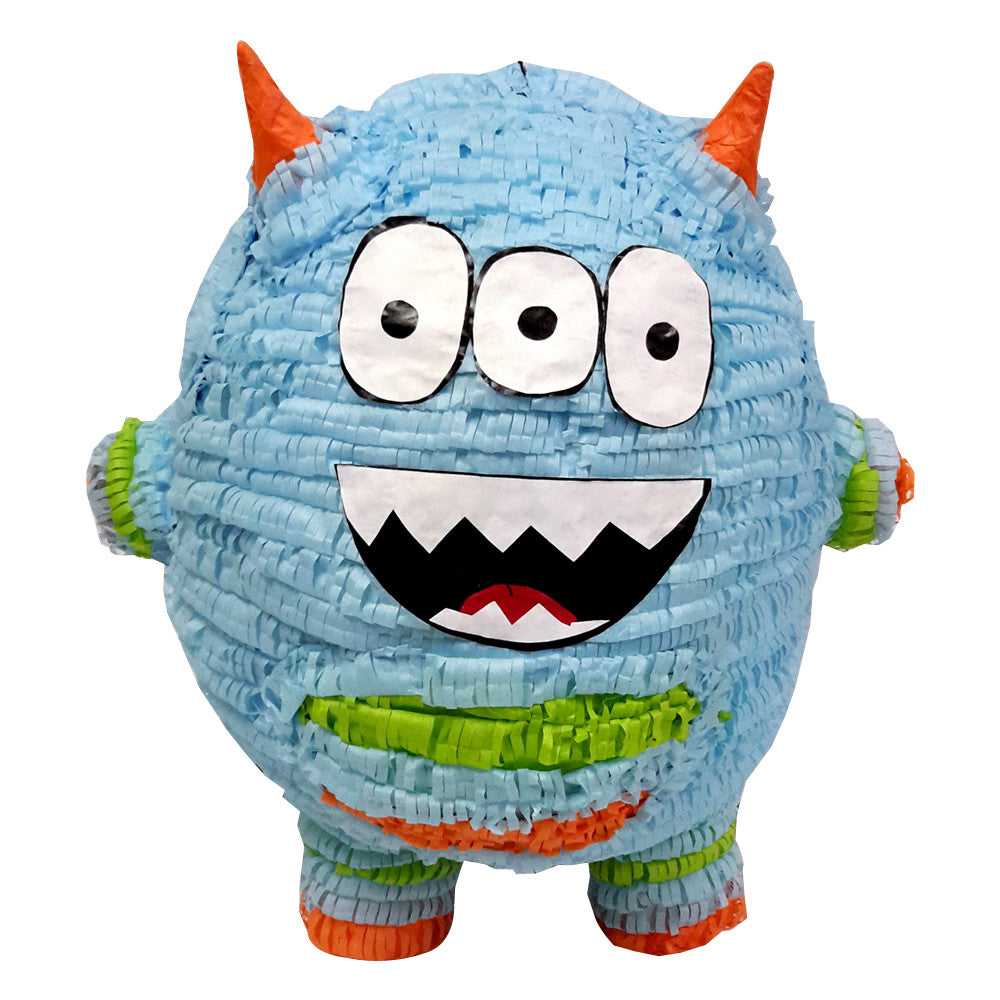 funny monster pinata custom party pinatas. Black Bedroom Furniture Sets. Home Design Ideas