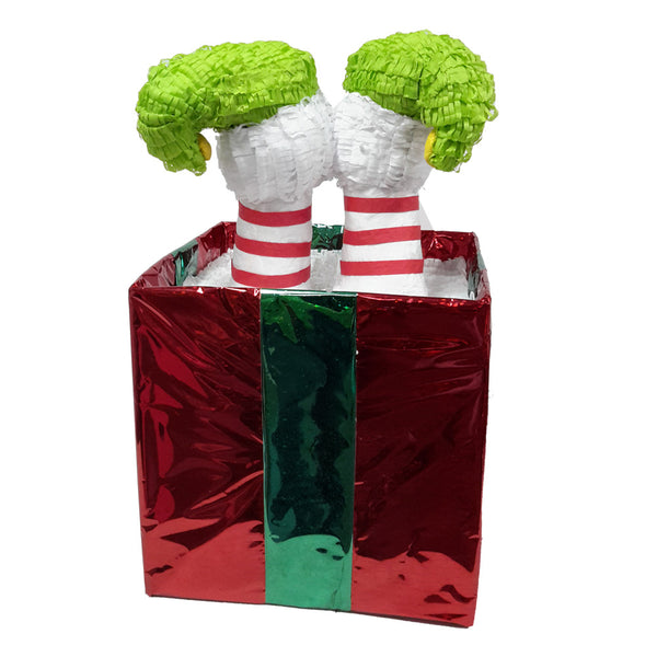 Naughty Christmas Elf Pinata