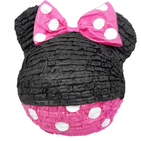 Mouse with Pink Dress Pinata