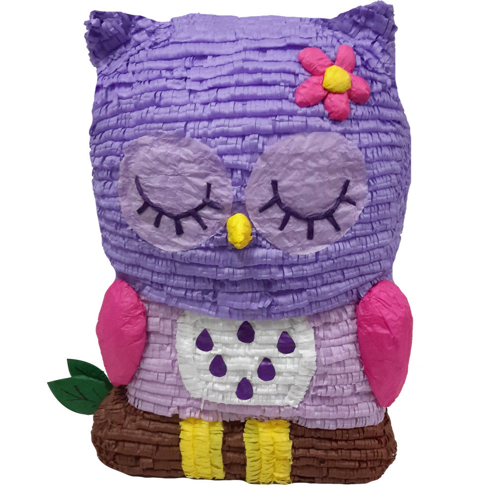 Sleepy Owl Pinata