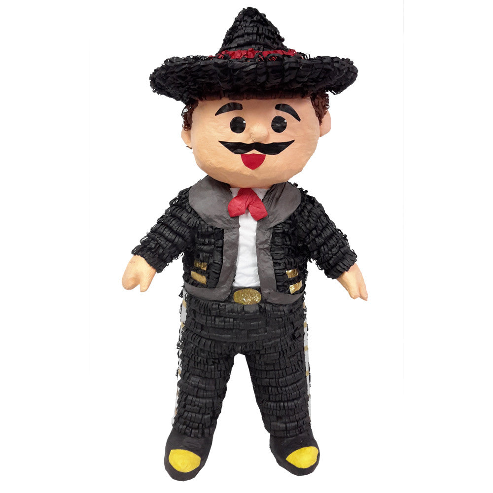 Mexican Mariachi Pinata Custom Party Pinatas Pinatas Com