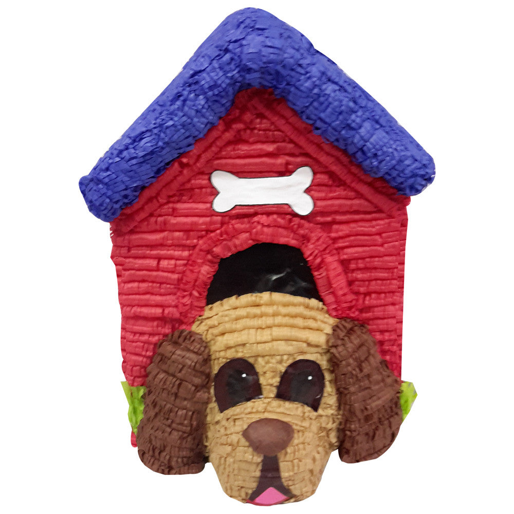 Puppy In Dog House Pinata