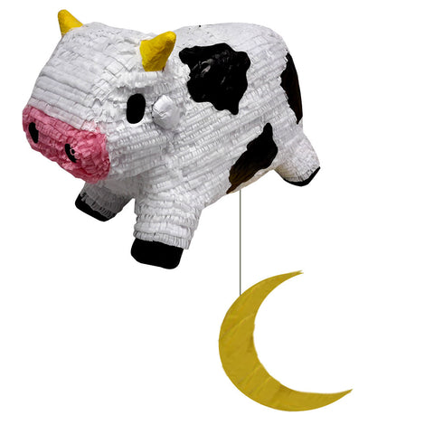 Cow Over the Moon Pinata