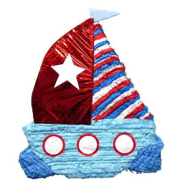 Sailboat Pinata