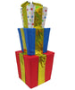 Large Signature Stack of Gifts for Boys Pinata