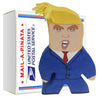 "CANDY-FILLED MINI DONALD TRUMP PINATA, 10"" HIGH, SEND TO A FRIEND WITH A CUSTOM MESSAGE"