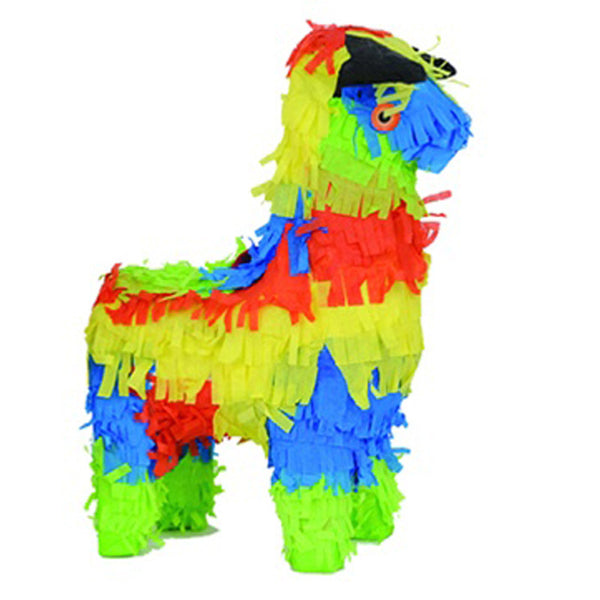 Mini Multicolor Bull Pinata