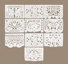 Papel Picado - Event Banner for Wedding - 4 pack