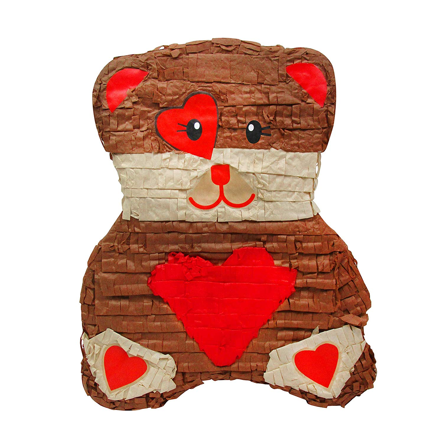 Valentine Day Teddy Bear Pinata