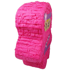 Pink Ninja Girl Party Pinata for Kids Birthdays